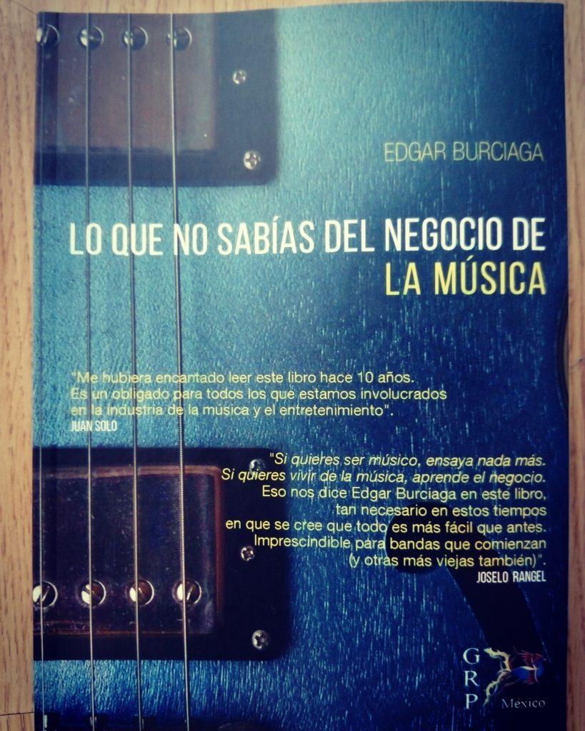 Libro Lo Que No Sabías del Negocio de la Música