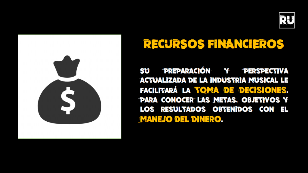 Manager y los Recursos Financieros