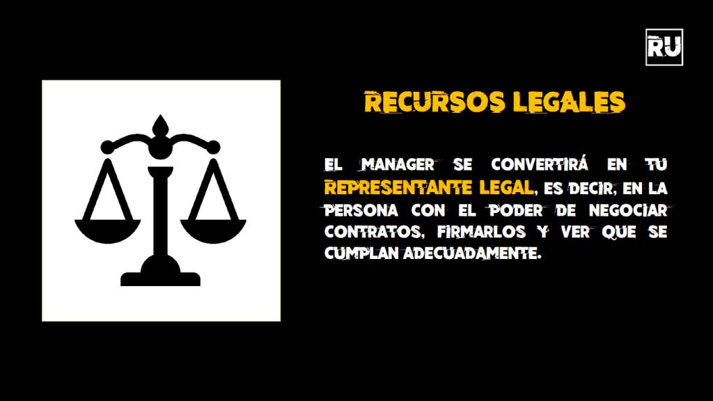 Manager como Representante Legal