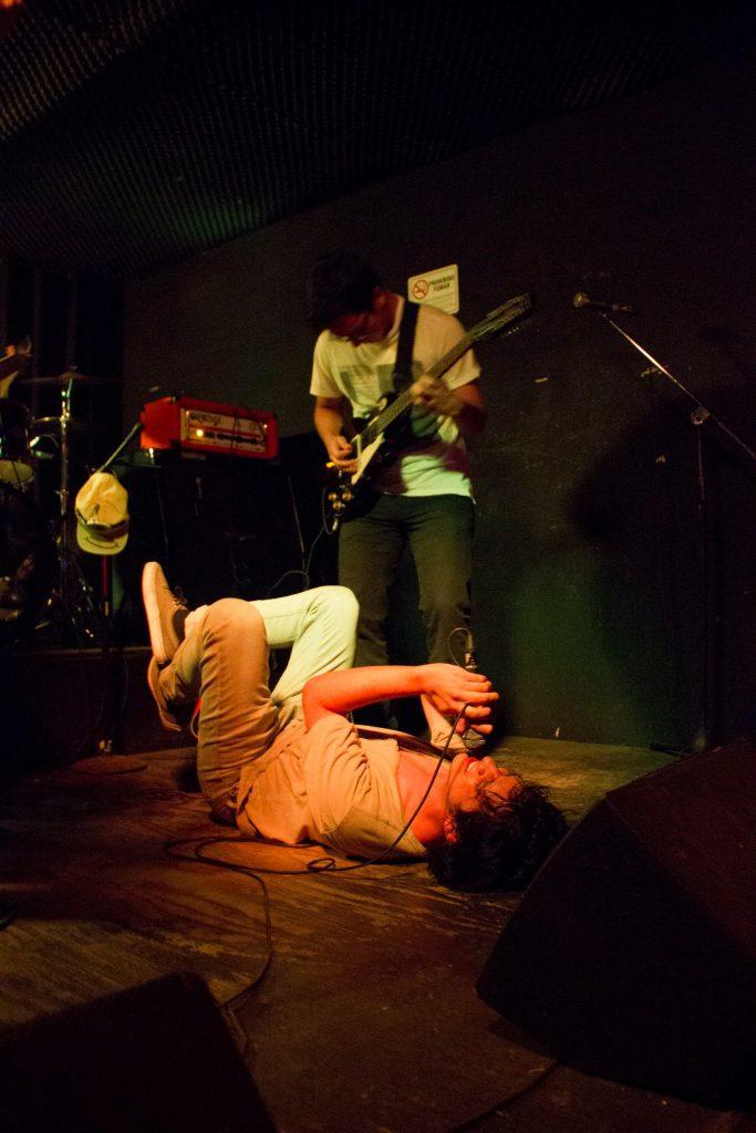 Performance en el escenario