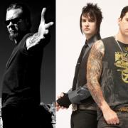 Avenged Sevenfold llega a México con Metallica en el 2009