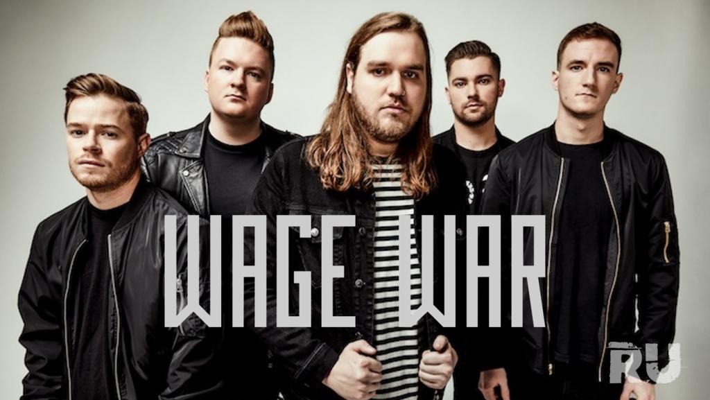 wage-war-banda-metalcore-lanzamiento-pressure-2019