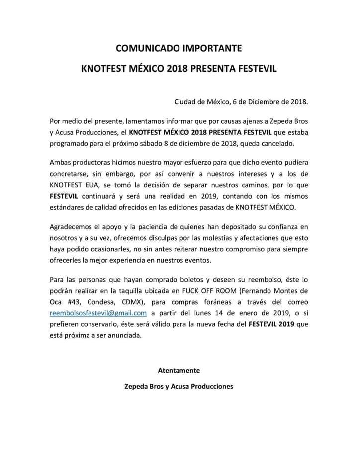 knotfest-festevil-2018-se-cancela-comunicado