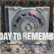 Primera canción de A Day To Remember del 2003